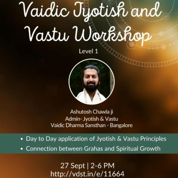 Disha aur Kaal - 4hrs Jyotish & Vastu( In Hindi) cover