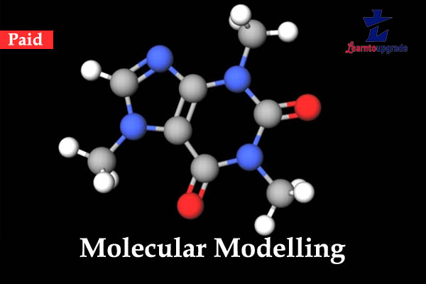 Molecular Modelling Online Certification Course cover