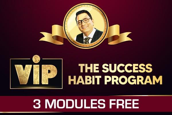 VIP: The Success Habit Program - Preview cover