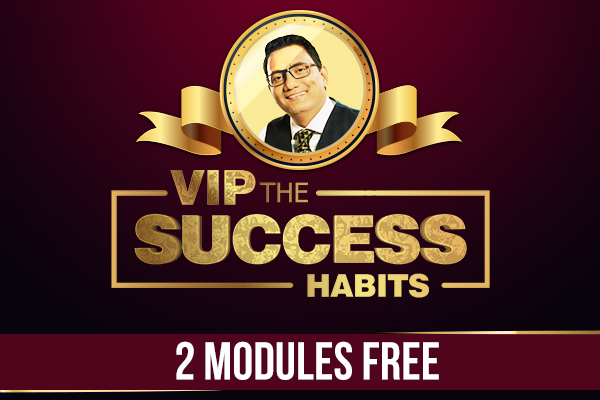 VIP: The Success Habit Program - 2 Modules Free cover