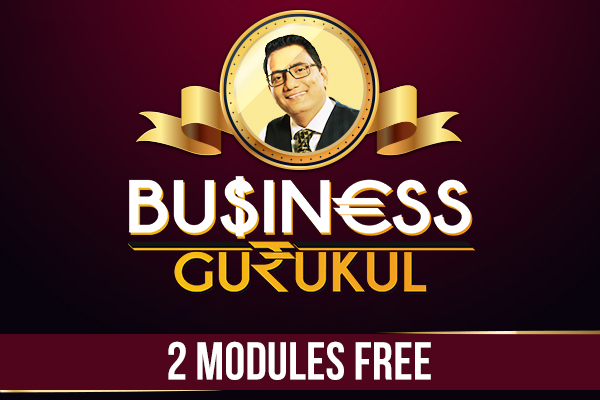 Business Gurukul - 2 Modules Free cover
