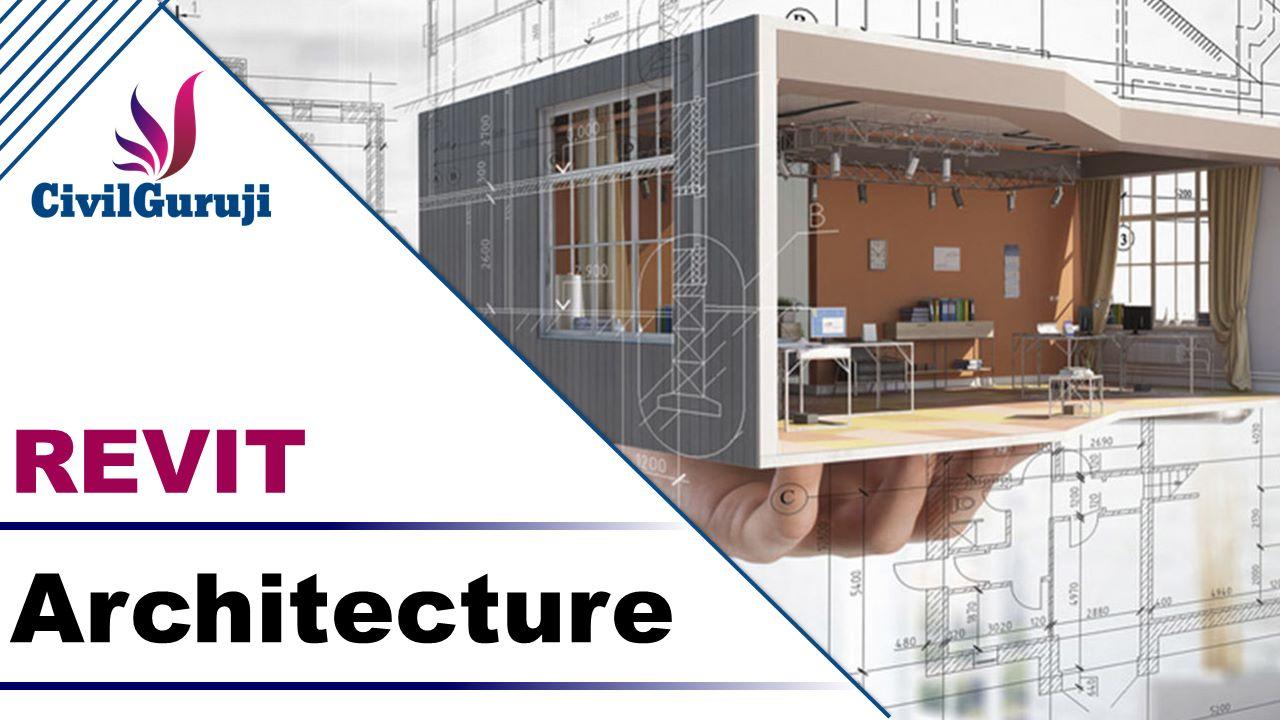 REVIT ARCHITECTURE cover