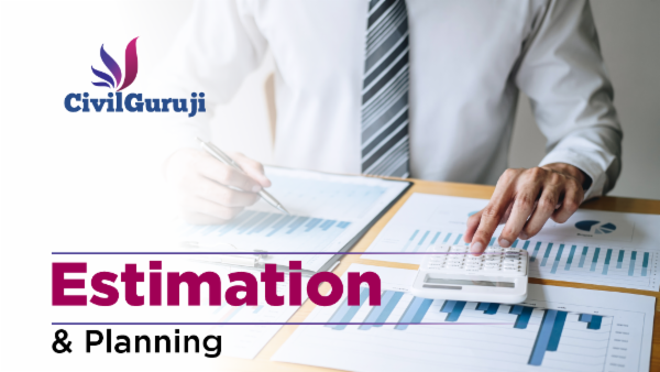 Estimation & planning cover