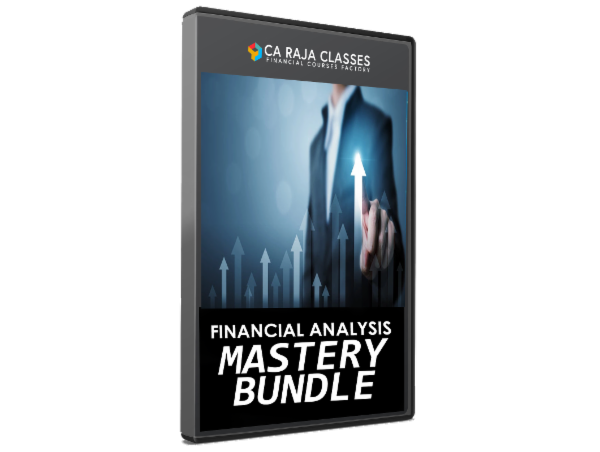 Financial Analysis Mastery Bundle (15 Courses Bundle) cover