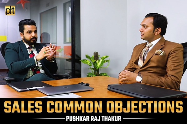 Network Marketing Common Objections cover