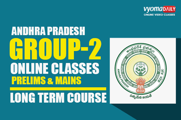 APPSC Group 2- 2020 Online Classes in Telugu | Watch Anytime - Online Only cover