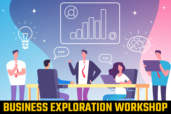 Business Exploration Workshop cover