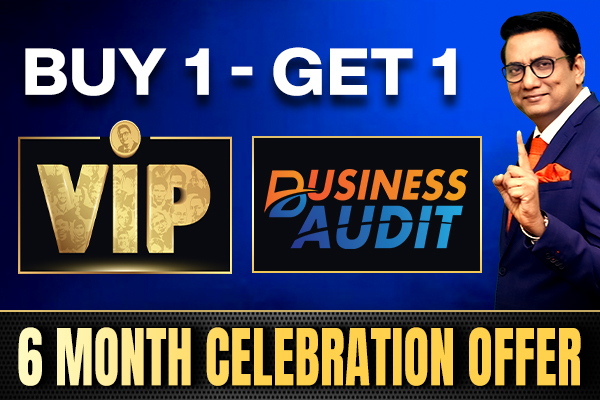 Buy VIP Get Business Audit Free cover