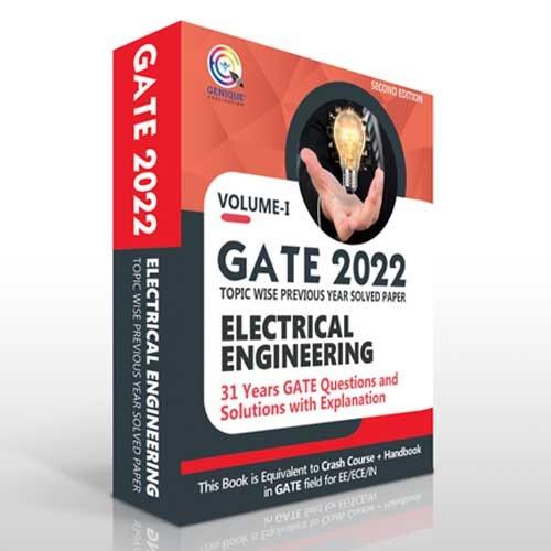 GATE 2022 BOOK EE VOL-I cover