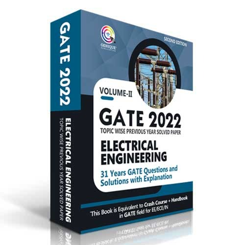 GATE 2022 BOOK EE VOL-II cover