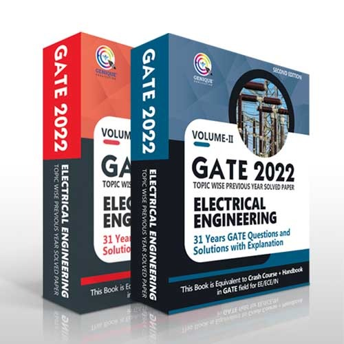 GATE 2022 BOOK EE COMBO cover