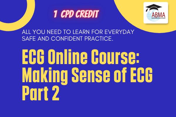 ECG Online Course(Part 2) cover
