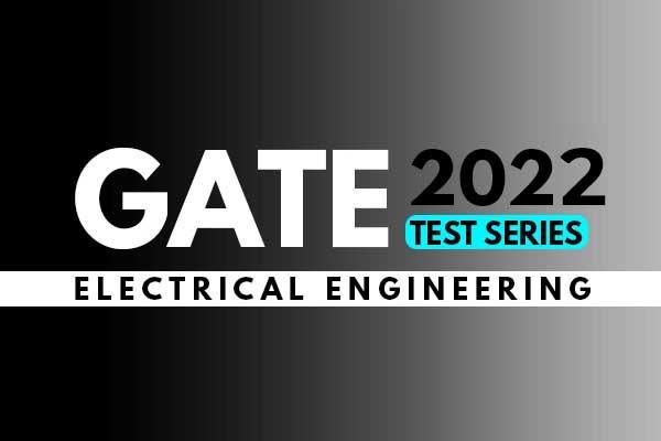 GATE 2022 EE FULL TEST cover
