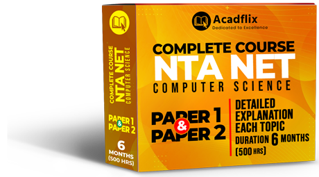 Complete Course for NTA NET June 2021 cover