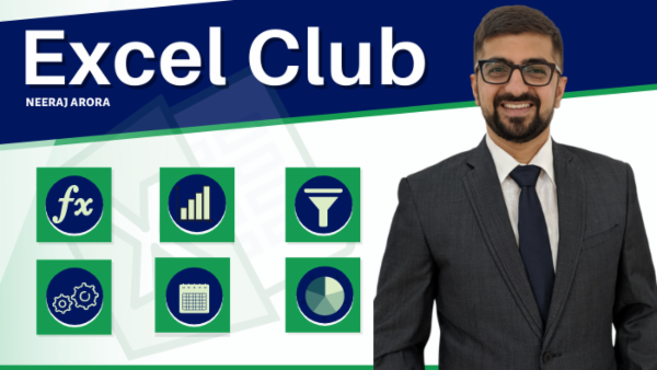 Excel Club cover