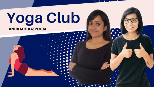 Yoga Club cover