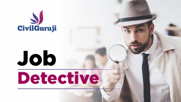 Job Detective cover