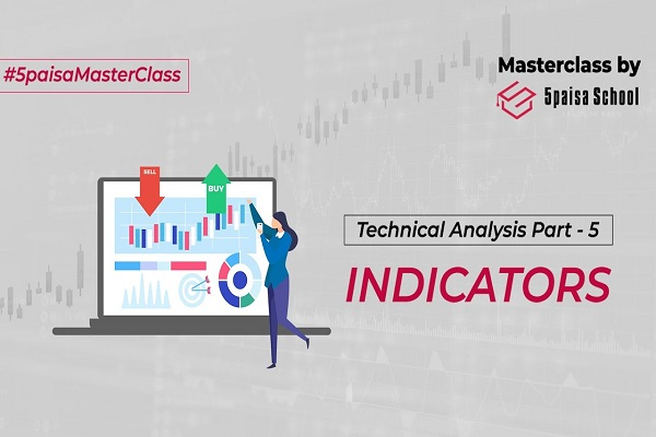 Technical Analysis Part- 5 | INDICATORS | English | Moving Averages | Trend | Momentum | Volatility cover