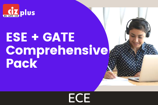 ESE + GATE Electronics & Communications Comprehensive Pack cover