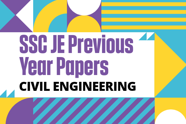 SSC JE Civil Previous Year Papers Free Download | Last 10 years cover