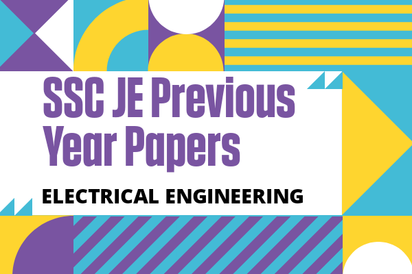 SSC JE Electrical Previous Year Papers Free Download cover