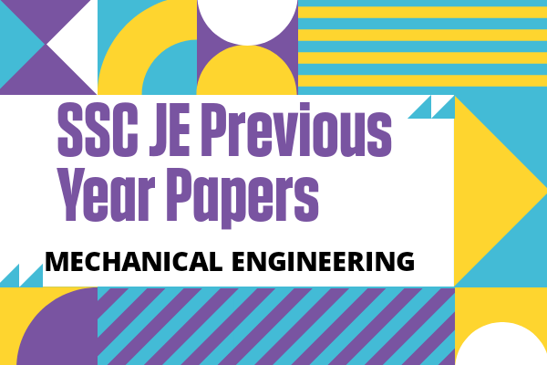 SSC JE Mechanical Previous Year Papers Free Download cover