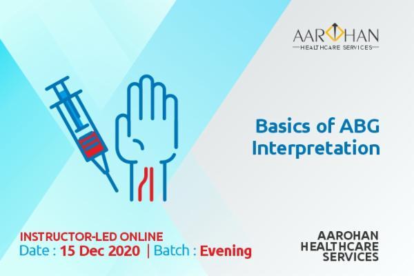 Basics of ABG Interpretation (Evening) cover
