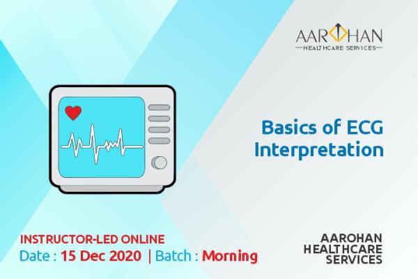 Basics of ECG Interpretation (Morning) cover