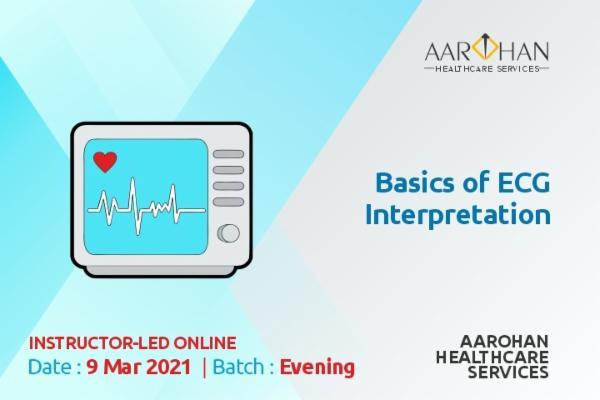 Basics of ECG Interpretation (Evening) cover