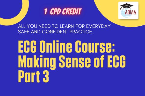 ECG Online Course(Part 3) cover