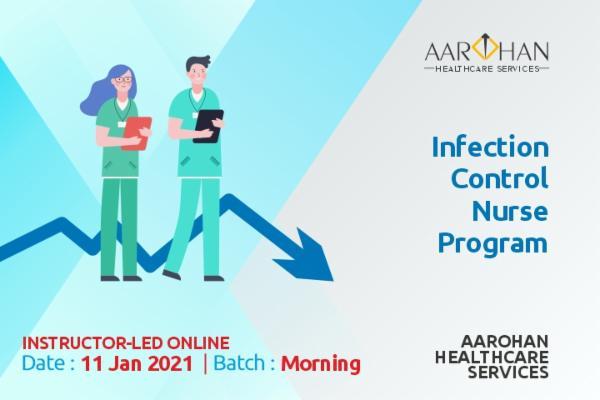 Infection Control Nurse Program (Morning) cover