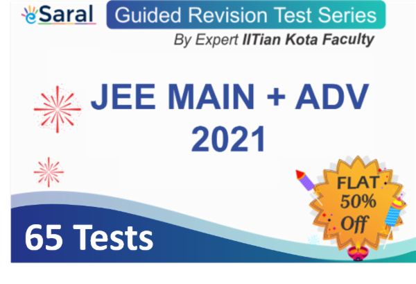 JEE Main + Advanced Guided Revision Test Series cover