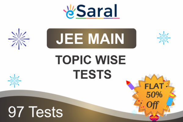 JEE Main NEW Pattern Topicwise Test Series cover