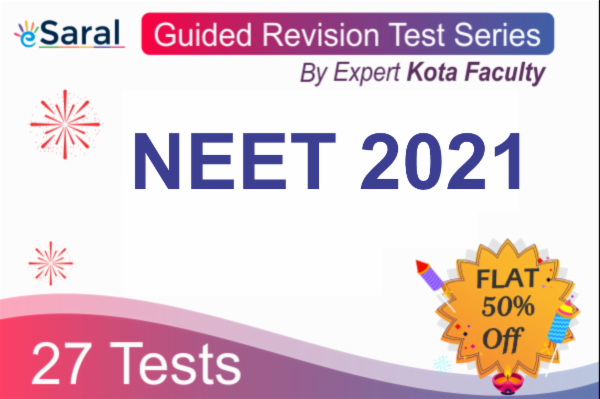 NEET Guided Revision Test Series cover
