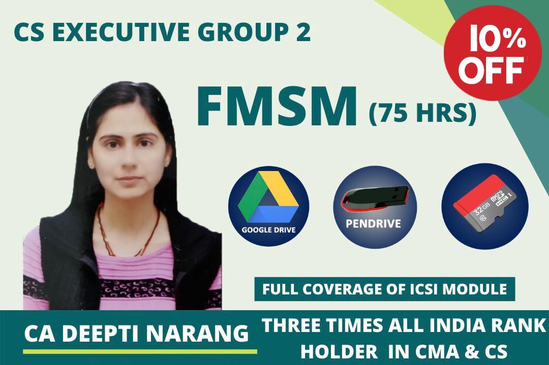CS EXE GR 2 FMSM Google Drive / Pen Drive cover