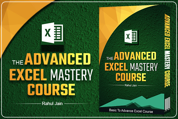 The Advanced Excel Mastery Course cover