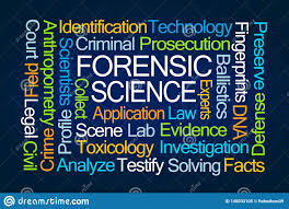 Forensic Science-Live Class cover