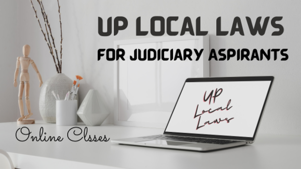 UP Local Laws cover