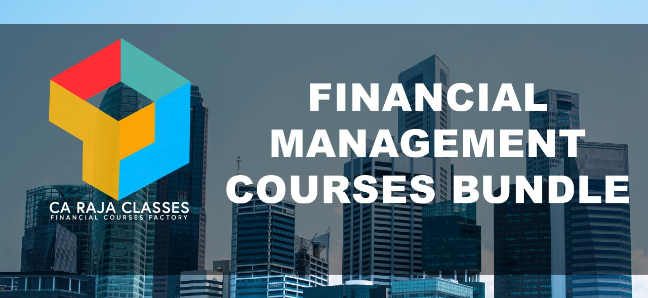 Financial Management Courses Bundle cover