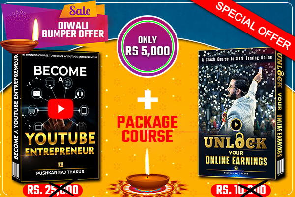 Unlock You Online Earning + Become a Youtube Entrepreneur cover