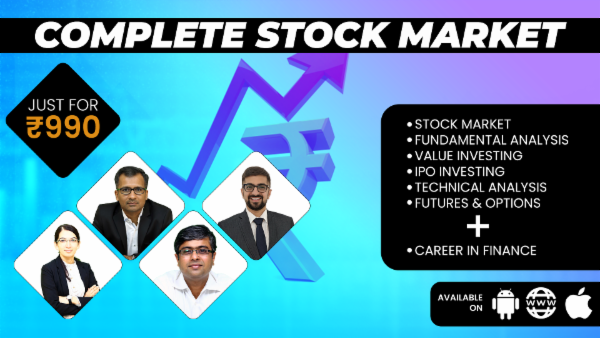 Complete Stock Market Club cover
