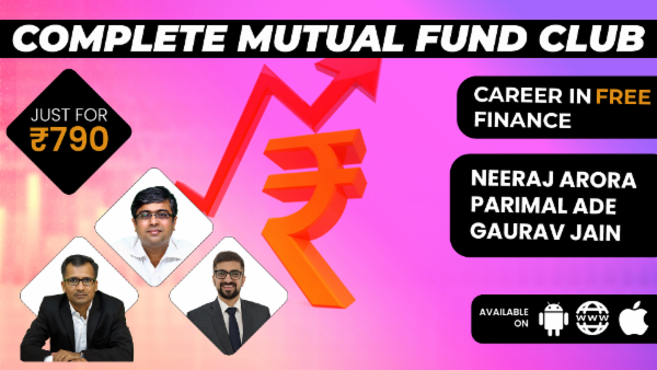 Complete Mutual Fund Club cover
