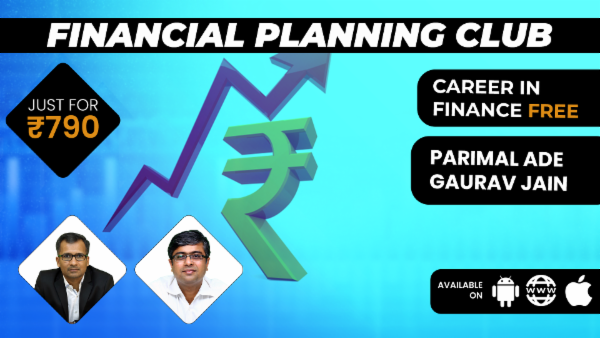 Financial Planning Club cover