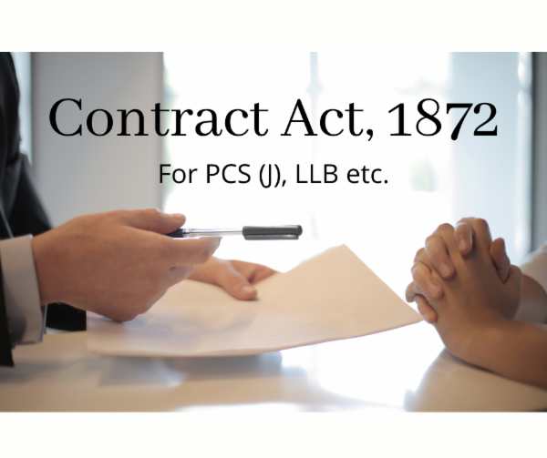 Contract Act cover