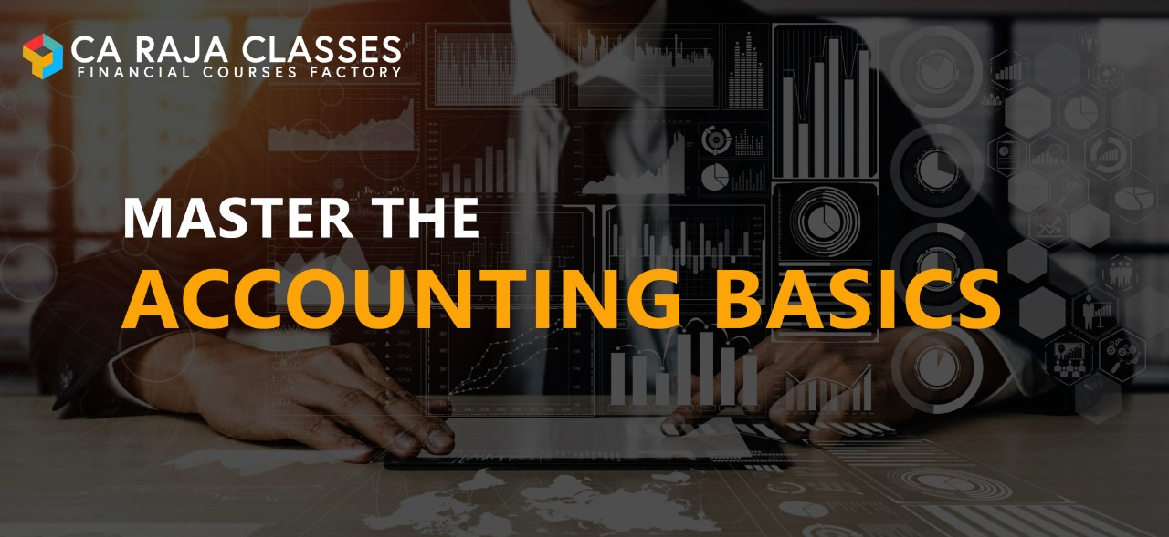 Master the Accounting Basics cover