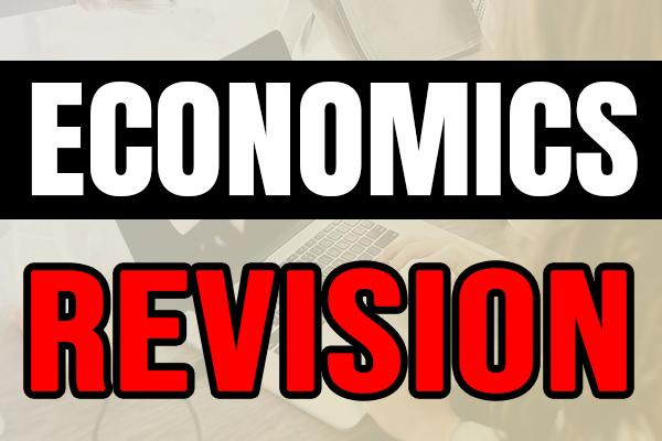 Business Economics Revision cover