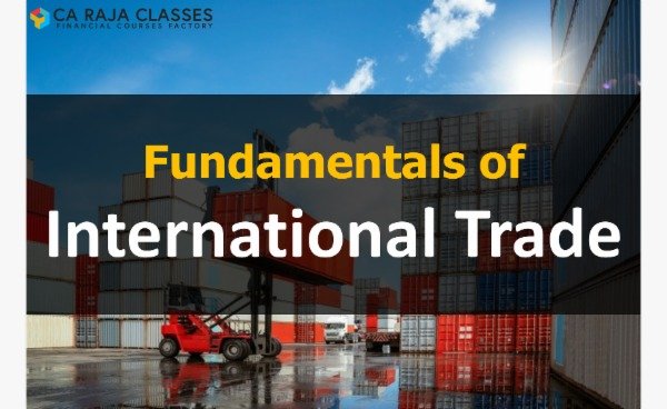 Fundamentals of International Trade cover