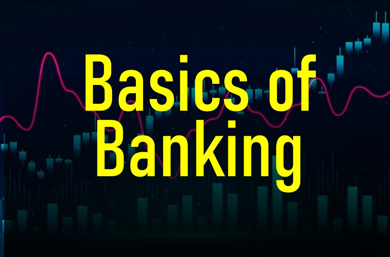 Basics of Banking cover