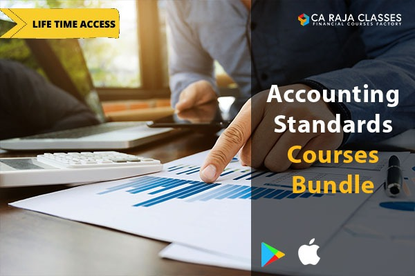 Accounting Standards Courses Bundle cover