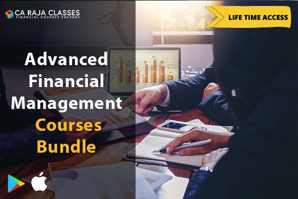 Advanced Financial Management Courses Bundle cover